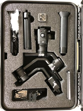 Complete DJI Ronin-S Kit with Motor, SmallRig Handle