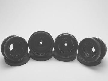 Rent: Leica R Cine Mod 4 Lens Set (19, 24, 35, 50)