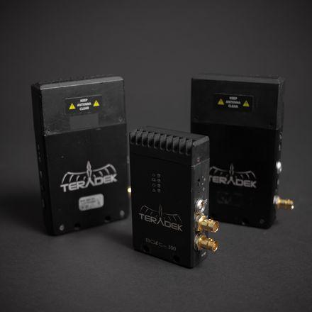 Teradek Bolt 300 TX/2RX 3G-SDI/HDMI Video Transceiver Set