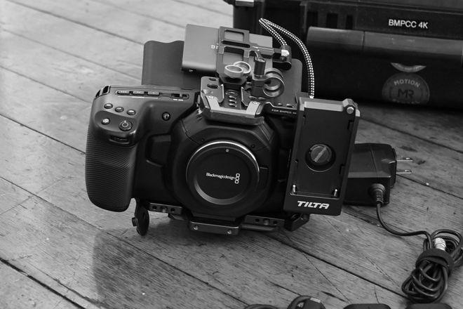 BMPCC 4K Basic Pack - Pocket Cinema Camera 4K