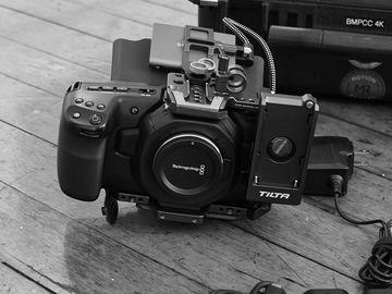 Rent: BMPCC 4K Basic Pack - Pocket Cinema Camera 4K