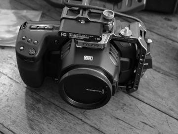 Rent: BMPCC 6K Basic Package - Pocket Cinema Camera 6K