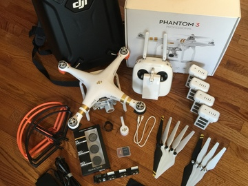 Rent: DJI Phantom 3 Pro