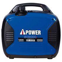 Yamaha I Power Generator