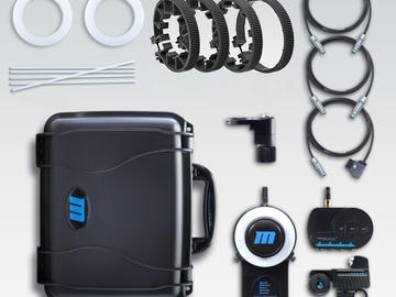 Rent: RedRock Micro Wireless Follow Focus & Fingerwheel