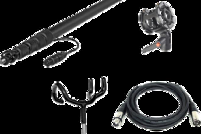 K Tek Intergrated Boom Pole Kit