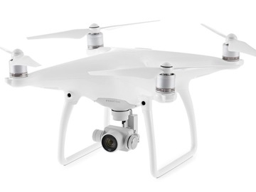 Rent: DJI PHANTOM 4  (4K)
