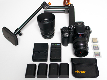 Panasonic GH4 Full Package