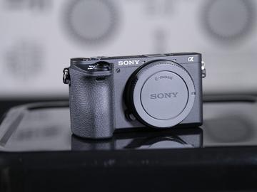 Sony Alpha a6500 Camera 4k