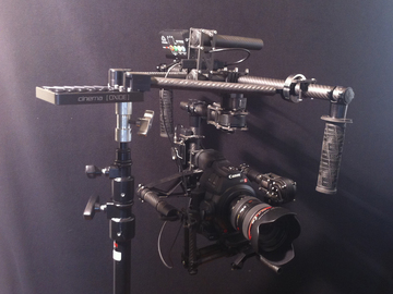 Rent: MoVI M10 Kit; 2 Monitors, Paralinx Wireless; CStand & Mount