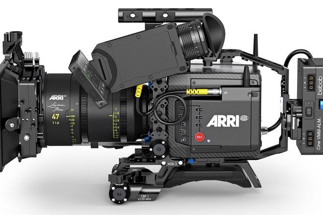 "ARRI Alexa Mini LF ""Ready to Shoot"""