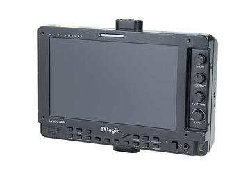 """Rent: 7"""" LVM TVLogic Monitor Kit"""