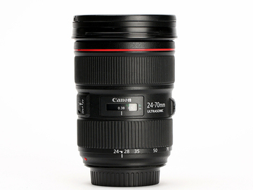Rent: Canon EF 24-70mm f2.8L Cinema Lens