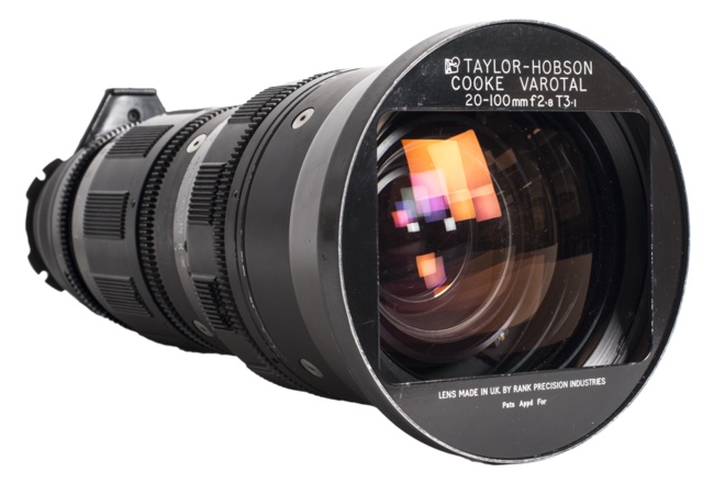 Cooke 20-100mm T3.1 Zoom Kit