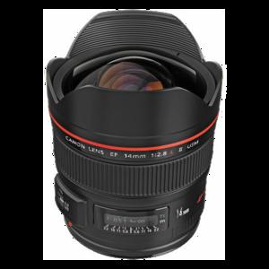 Canon EF L 14mm f/2.8 II USM
