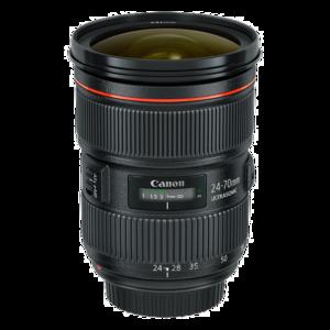 Canon EF L 24-70mm f/2.8 II USM