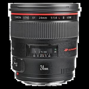 Canon EF L 24mm f/1.4 II USM