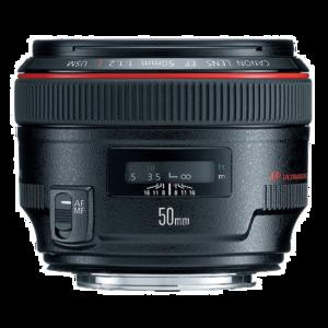 Canon EF L 50mm f/1.2 I USM