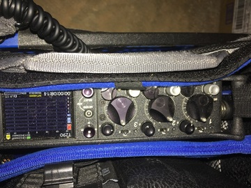 Rent: Sound Device 633 with Wingman breakaway and k-tech bag