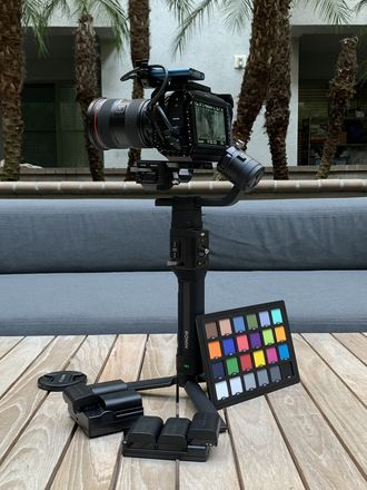 Blackmagic Pocket Cinema Camera 6K Production Kit