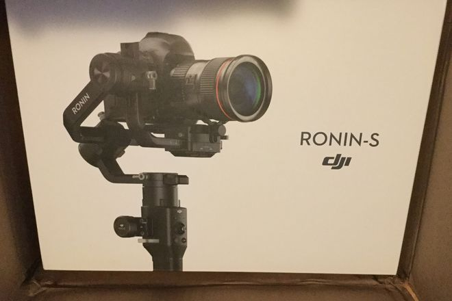 Rent A Dji Ronin S Fits Bmpcc 4k 6k Black Magic Pocket Cinema Best Prices Sharegrid New York Ny