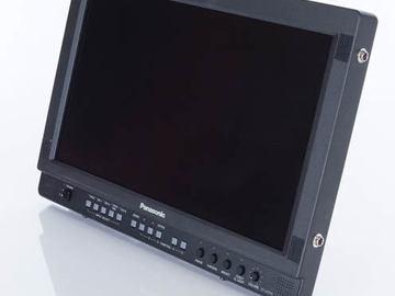 "Rent: Panasonic 17"" Monitor Kit"