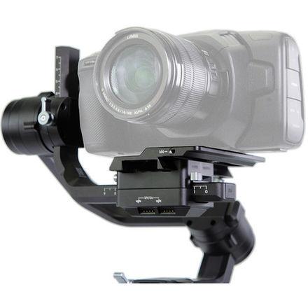 DJI Ronin-S - FITS BMPCC 4K/6K - Black Magic Pocket Cinema