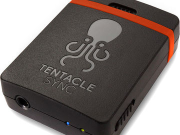 Rent: Tentacle Sync - TE1 - Timecode Generator with Bluetooth