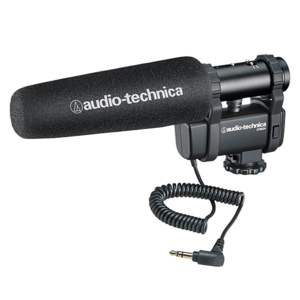 Audio Technical AT8024 On-Board Mic