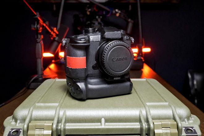 Panasonic GH5 Body w/ V-Log & Metabones Adapter + 12-35 Lens