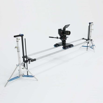 Dana Dolly Dolly Kit with Stands and SpeedRails