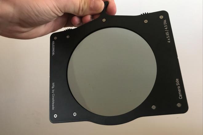 "Cinemeade / Schneider 4x5.65"" Rota Pola Kit"