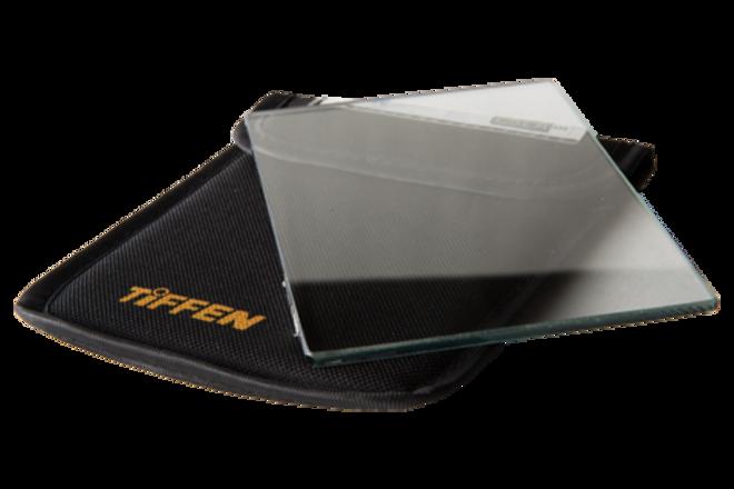 Tiffen 4x5.65-in Black Pro-Mist 1/8 Filter