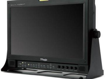 "Rent: TVLogic Monitor 17"""