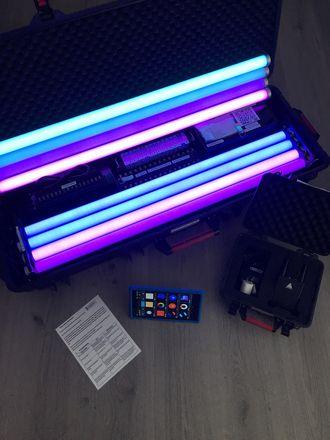Astera AX1 Pixeltube 8-Tube Kit + Tablet