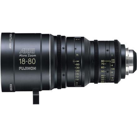 Arri Alura 18-80mm T2.6 Zoom PL Mount
