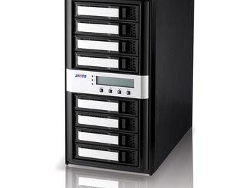 Rent: ARECA 8TB SSD RAID THUNDERBOLT 2