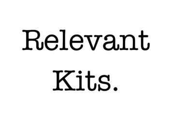 Rent: Relevant Kits - Cutain Call