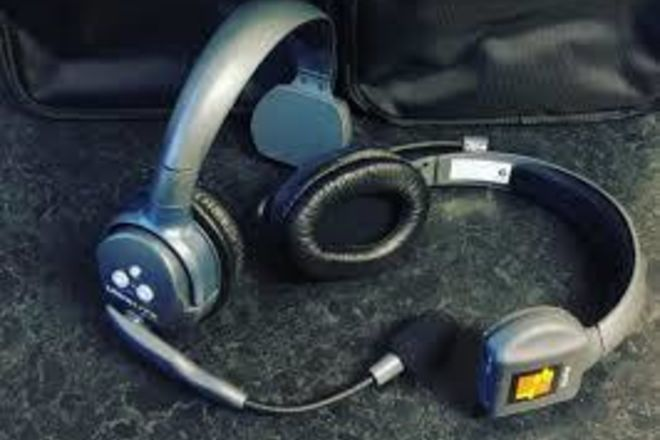 Eartec Wireless Coms (6 Headsets Available)