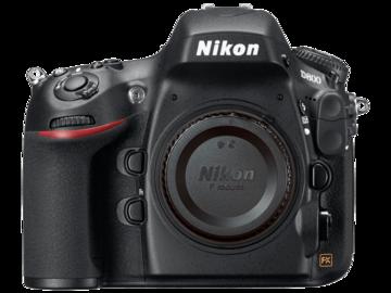 Rent: Nikon D800