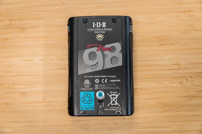 IDX 96Wh V Mount Battery