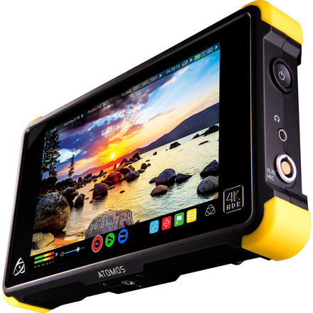 Atomos Shogun Flame 7-in 4K HDMI Recorder w/ 480GB SSD