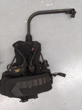 EasyRig Vario 5  Cinema 3 Vest - Extended Arm (11-38 lbs)