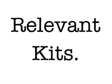 Rent: Relevant Kits - John