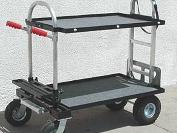 Rent: Magliner Junior Camera Cart