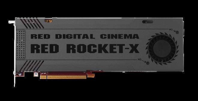Red Rocket X  with Areca 8TB SSD RAID