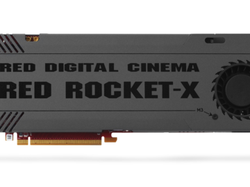Rent: Red Rocket X  with Areca 8TB SSD RAID