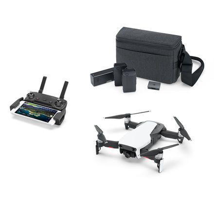 DJI Mavic Air Quadcopter Drone, Controller & Accessories