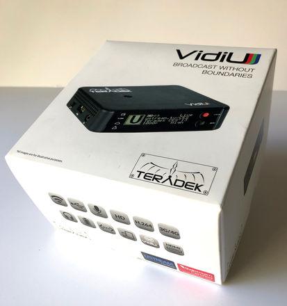 Teradek VidiU (Wireless Live Streaming)