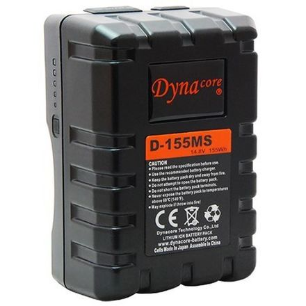 Dynacore D-155MS RUGGED Mini Battery – V-Mount